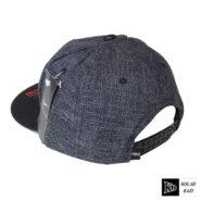 کلاه کپ طوسی سرمه ای