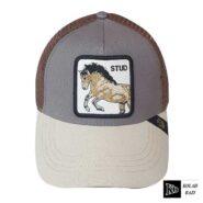 کلاه پشت تور اسب
