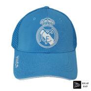 کلاه پشت تور باشگاهی آبی