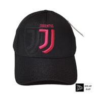 کلاه پشت تور بنفش