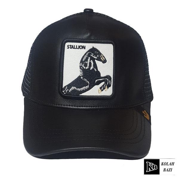 کلاه پشت تور مشکی اسب